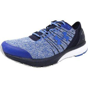 BRAND NEW UNDER ARMOUR MENS CHARGED BANDIT 2 ULTRA BLUE RUNNING SHOE- SIZE 9.5